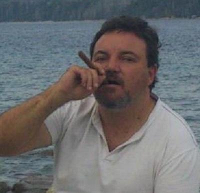 """""""Me mande una cagada con la Negra"""", dijo a sus amigos Marcelo Camarero."""