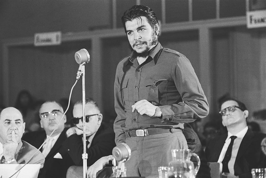 CHE CUBA EN NACIONES UNIDAS