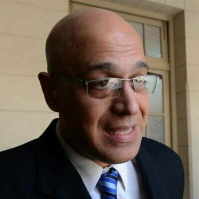 Fiscal Cristian Aguilar